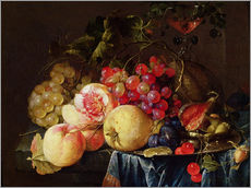 Wall sticker  Still Life - Cornelis de Heem