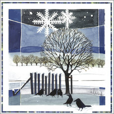 Wall Stickers  Winter - Franz Heigl