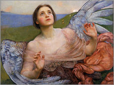 Wall Stickers  The Sense of Sight - Annie Louisa Swynnerton