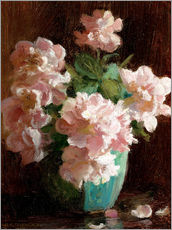 Gallery print  Pink Roses - Charles Courtney Curran