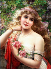 Gallery print  The Spring - Emile Vernon