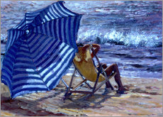 Gallery print  The Parasol - Rosemary Lowndes