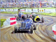 Clive Metcalfe - The First Race at the Goodwood Revival, 1998