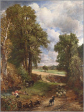 Wall Stickers  The Cornfield - John Constable