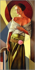 Gallery Print  Reflections of Grace, 2006 - Catherine Abel