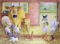 Gallery print  Farm Animals - Pat Scott