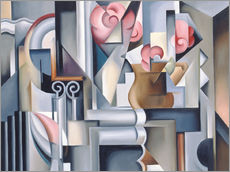 Gallery print  Still life with roses - Catherine Abel