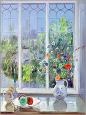 Wall sticker  Still life in the window - Timothy Easton