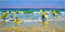 Gallery print  Surf School at St. Ives - Andrew Macara