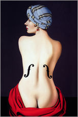 Gallery print  Homage to Man Ray - Catherine Abel