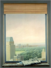 Gallery print  New York Central Park - Lincoln Seligman