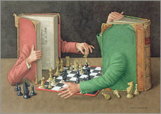 Gallery print  Your Move 2003 - Jonathan Wolstenholme