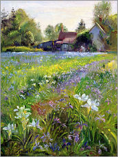 Wall sticker  Cottage in the country - Timothy Easton