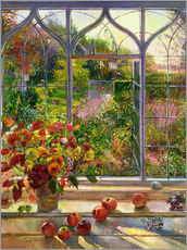 Wall sticker  Autumn view - Timothy Easton
