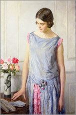 Gallery print  Yes or no - William Henry Margetson