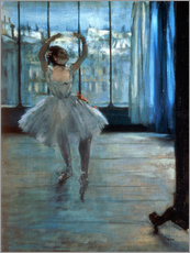 Wall sticker  Dancer in Front of a Window - Edgar Degas