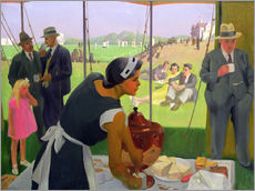 Gallery print  Afternoon tea - Percy Shakespeare