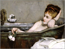 Gallery print  The Bath - Alfred Stevens