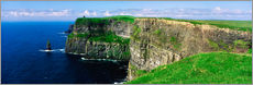 Wall Sticker  Cliffs of Moher - The Irish Image Collection