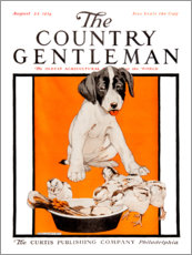 Gallery print  Country Gentleman (dogs) - Remsberg