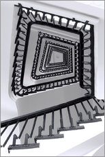 Wall sticker  STAIRCASE I - Sabine Wagner