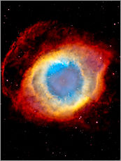 Gallery print  Helix Nebula - Don Hammond