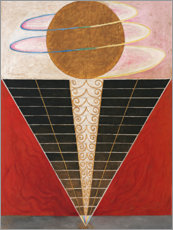 Acrylic glass  No. 2, Altarpiece - Hilma af Klint