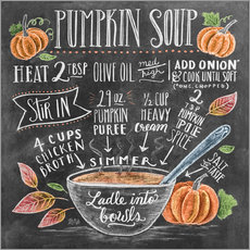 Wall Stickers  Pumpkin soup recipe - Lily & Val
