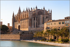 Gallery print  Mallorca Cathedral - Jan Schuler