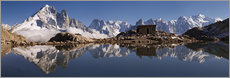 Wall Stickers  Alps - Mont Blanc - France - Tobias Richter