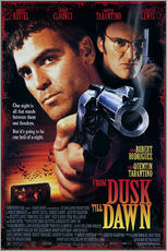 Wall sticker  From Dusk Till Dawn - Entertainment Collection