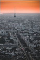 Gallery print  Berlin   TV Tower - Ben Voigt