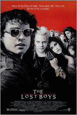 Wall Sticker  The lost boys