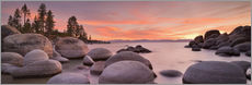 Wall sticker  Lake Tahoe - Rainer Mirau