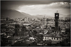 Gallery Print  Lucca - Tuscany - Alexander Voss
