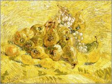 Wall Stickers  Quinces, Lemons, Pears and Grapes - Vincent van Gogh