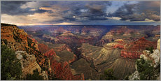 Gallery print  Grand Canyon View - Michael Rucker