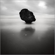 Gallery print  Rock on Batsheba beach - Matteo Colombo