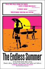 Wall sticker  The Endless Summer - Entertainment Collection