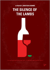 Gallery print  The Silence Of The Lambs - chungkong