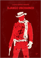 Wall Sticker  Django Unchained - chungkong