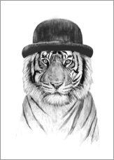 Gallery print  Welcome to the jungle - Balazs Solti