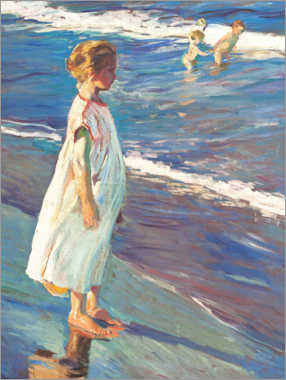 Wall sticker  Girl - Joaquin Sorolla y Bastida