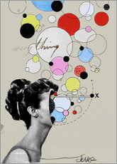 Gallery print  Everything is a universe - Loui Jover