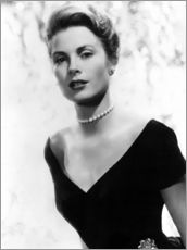 Gallery print  Grace Kelly in 1956