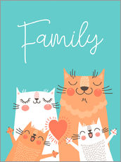 Kidz Collection - Family cats
