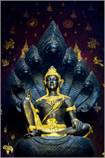 Gallery print  Bodhisattva, the God of southern Thailand