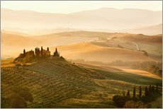 Gallery print  Tuscan Landscape