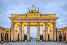 Wall sticker  Brandenburg Gate, Berlin - Michael Valjak