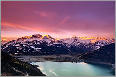 Wall Sticker  Kitzsteinhorn sunrise - PhotoArt Hartmann